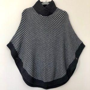 Banana Republic Sweater Poncho, NWOT